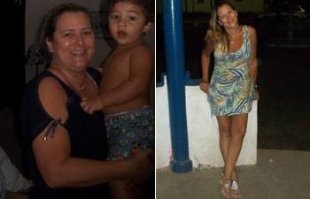 Ana Lúcia Tardelli emagreceu 21 quilos graças ao apoio do marido (Foto: Arquivo pessoal/Ana Lúcia Tardelli)