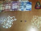 Homem é preso com porções de crack, cocaína e maconha em Registro