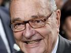 Ex-presidente francês Jacques Chirac deixa o hospital