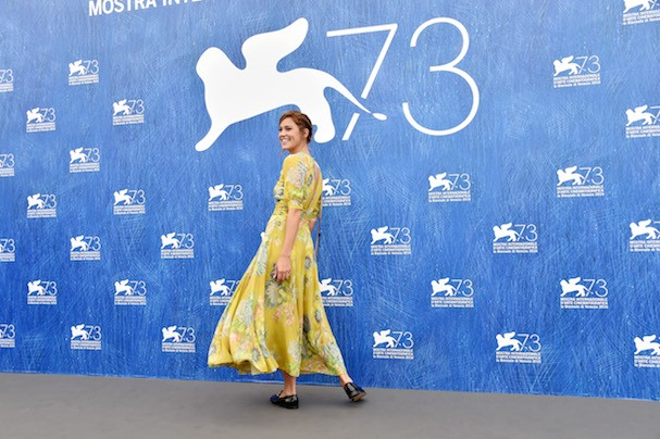 Matilda Lutz (Foto: Getty Images)