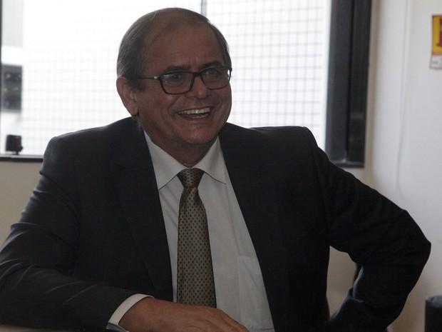 Humberto Coutinho, presidente da Assembleia Legislativa do MA (Foto: De Jesus / O Estado)