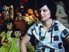 Fernanda Takai em ação no Giramundo (Globo)