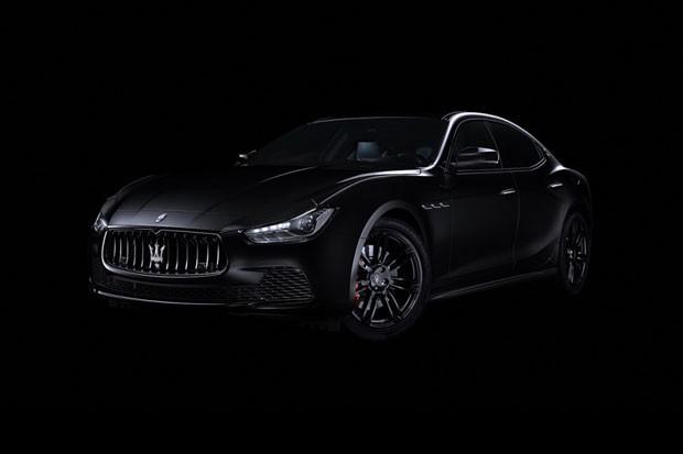 Maserati (Foto: Reprodução)