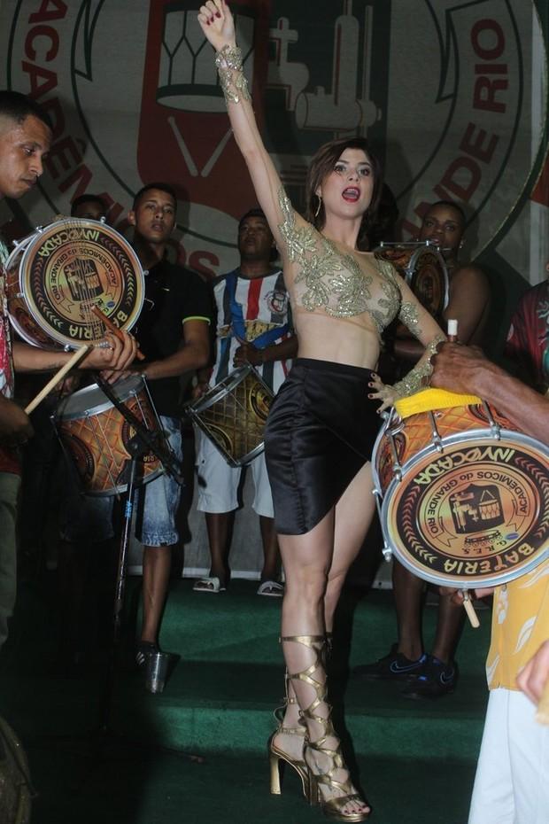 Julianne Trevisol  (Foto: Rodrigo dos Anjos / Ag News)