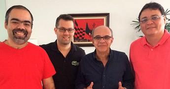 Remo parceria com o Flamengo (Foto: Ascom Remo )
