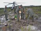 No AM, pistas de pouso clandestinas próximas a fronteira são destruídas