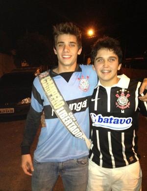 Guilherme Corinthians Libertadores  (Foto: Arquivo pessoal)