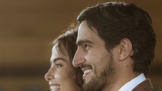 Renato Góes revela sonho de casar na igreja ao comentar cena de 'Os Dias Eram Assim'