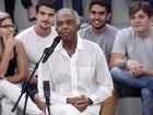 Gilberto Gil, com problema de saúde, não vai a evento e filho recebe prêmio