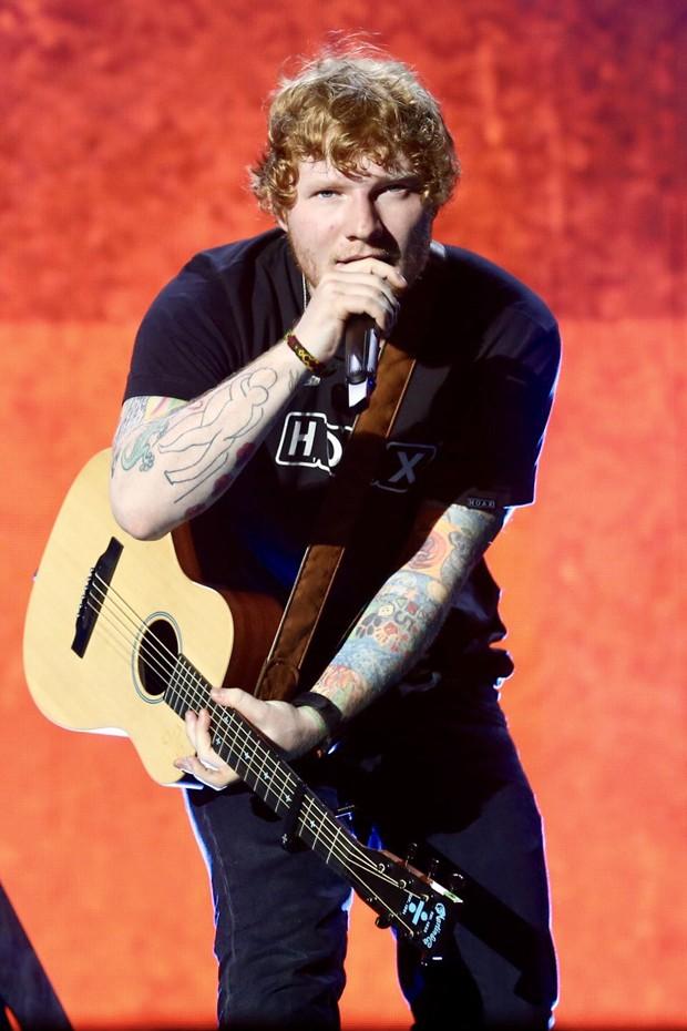 Ed Sheeran se apresenta em São Paulo neste domingo (28) (Foto: .)