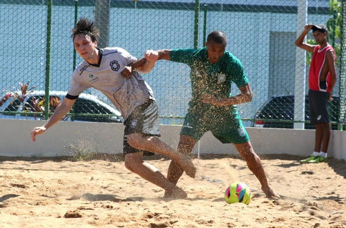 Rio Branco-ES goleia o Gama pela Pré-Copa Brasil de futebol de areia (Foto: Pauta Livre)