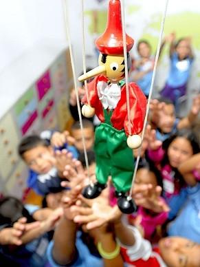 Boneco do Museu do Brinquedo de Belo Horizonte (Foto: Divulgação/Frederico Haikal)