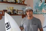 Surfista Jano Belo � o �nico paraibano na disputa de 2� divis�o do Mundial