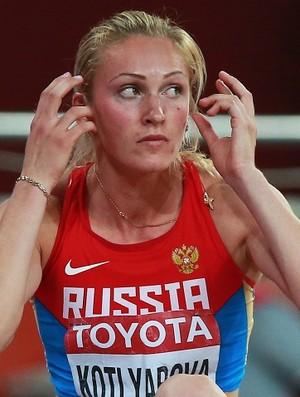 Nadezhda Kotlyrova, atletismo, Rússia (Foto: Vladimir Smirnov/TASS  )