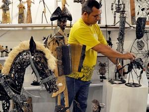 16ª edição do Salão do Artesanato da Paraíba acontece de 10 a 30 de junho em Campina Grande (Foto: Francisco França/Secom-PB)