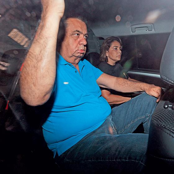 O deputado Jorge Picciani,e preso.O homem mais poderoso do Rio agora está em Benfica (Foto: WILTON JUNIOR/ESTADÃO CONTEÚDO)