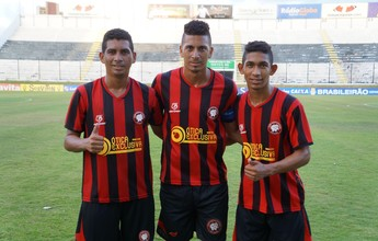 No sangue e no futebol: três irmãos jogam juntos na 2ª divisão do RN
