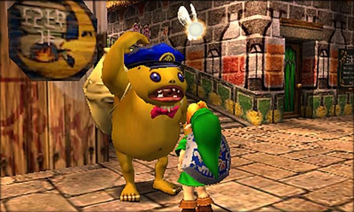 The Legend of Zelda: Majora's Mask 3D (Foto: Divulgação)
