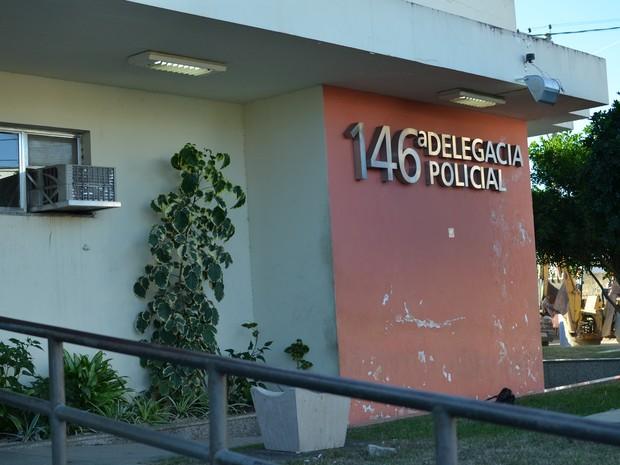 146ª Delegacia de Polícia de Campos (Foto: Letícia Bucker/ G1)