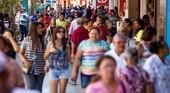 Comércio tem a maior queda desde 2002, diz Serasa (Jonathan Lins/G1)