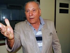 Paulo Lopo Saraiva, advogado de Micarla de Sousa (Foto: Ricardo Araújo/G1)