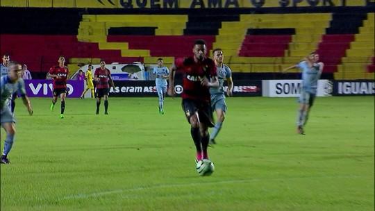 Daniel vê Sport ansioso no começo da partida e elogia atitude dos jogadores na vitória