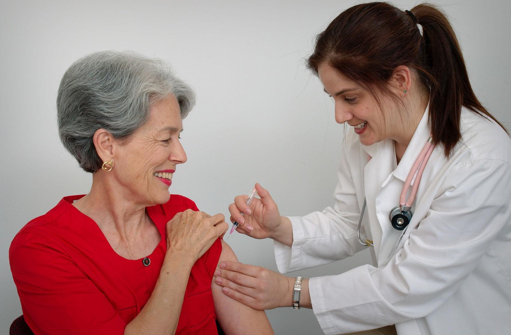 Vacina contra herpes-zóster é indicada para pessoas com mais de 50 anos