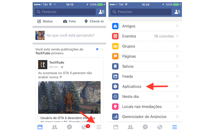Como Apagar Fotos Do Face: Como Apagar Cutucadas Do Facebook Pelo Celular?