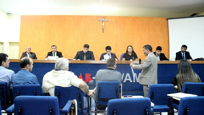 julgamento juvenil amazonas (Foto: Marcos Dantas)