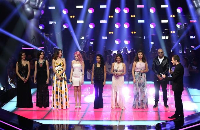 Allice Tirolla The Voice Brasil (Foto: Isabella Pinheiro / Gshow)