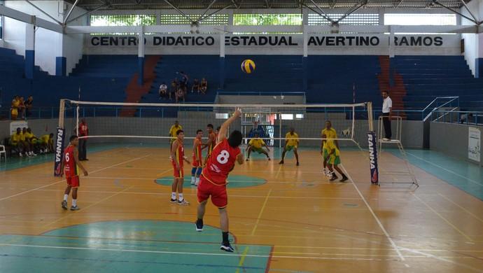 Disputa de vôlei abre os Jogos Escolares de 15 a 17 anos cbc0f58c3692b