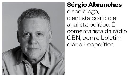 Sérgio Abranches  é sociólogo, cientista político e analista político. É comentarista da rádio CBN, com o boletim diário Ecopolítica (Foto: Arquivo pessoal )