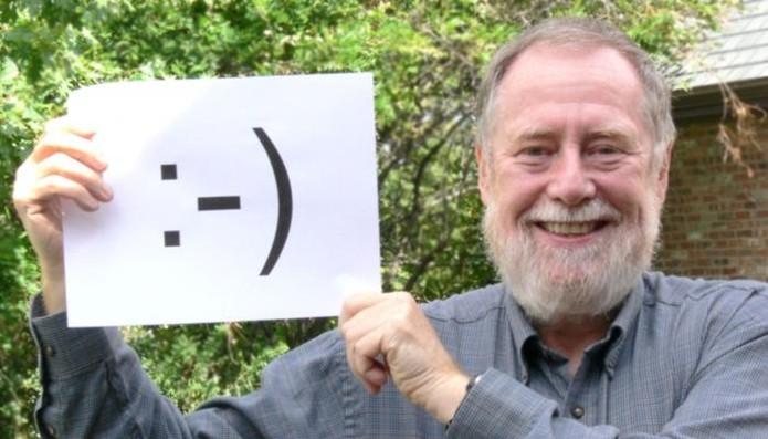 Scott Fahlman, o criador do emoticon (Foto: Divulgação)
