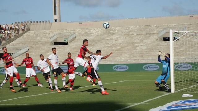 e7bae03eba Botafogo-PB x Vitória - Copa do Nordeste 2017 - globoesporte.com