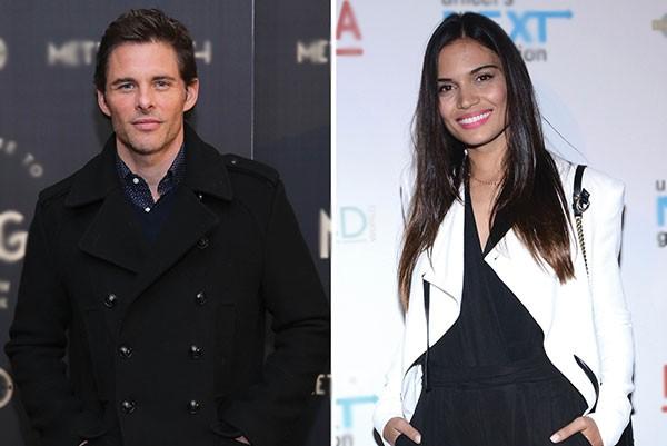 James Marsden e Rose Costa (Foto: Getty Images)