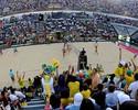 Em Roma, Brasil defende histórico e ponta dos rankings antes do Mundial