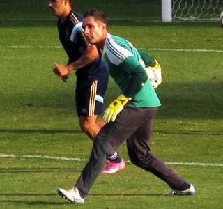 Fernando Prass Palmeiras (Foto: Marcelo Hazan)