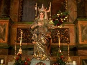 Conheça melhor a Catedral Metropolitana de Maceió (Foto: Reprodução/ TV Gazeta)