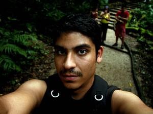 Enrique Rashide Serrato (Foto: arquivo pessoal)