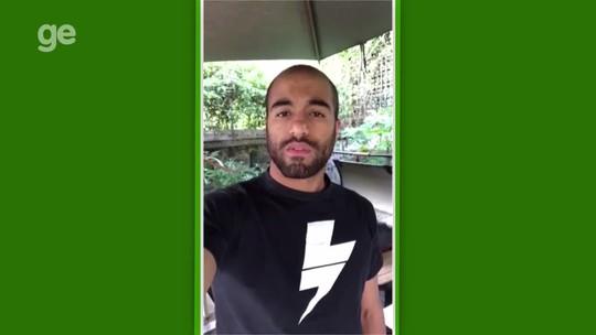 """Antiga promessa do Tricolor relembra quase """"tragédia"""" e parceria com Lucas"""