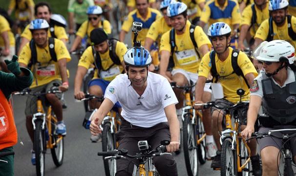 O jornalista  (Foto: Divulgação/TV Globo)