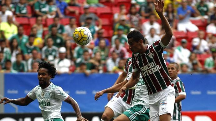 Cícero Fluminense x Palmeiras (Foto: Nelson Perez/Fluminense F.C.)