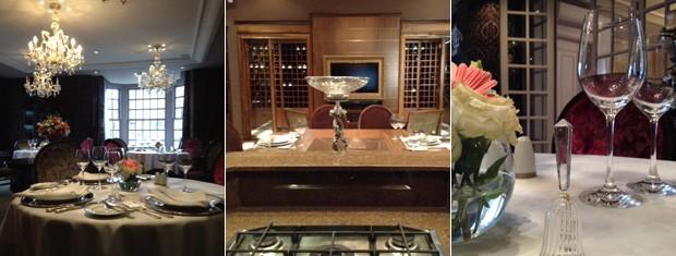 Primeiro hotel seis estrelas de Gramado, RS (Foto: Montagem sobre fotos de Roberta Salinet/RBS TV)