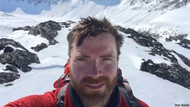 O projeto de expedição ao Polo Sul de Luke Robertson tem apoio de exploradores famosos, como Ranulph Fiennes.  (Foto: Due South)