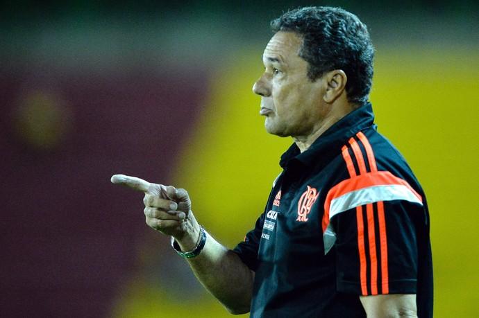 Luxemburgo, Flamengo x Resende (Foto: Pedro Martins / Agência Estado)