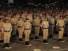 Governo promove 1.371 policiais militares e bombeiros no Tocantins