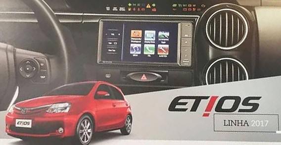 Toyota Etios terá motores mais potentes, novos câmbios e velocímetro digital (Foto: Reprodução)
