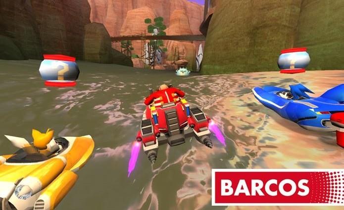 Sonic Racing Transformed ficou gratuito para download (Foto: Divulgação)