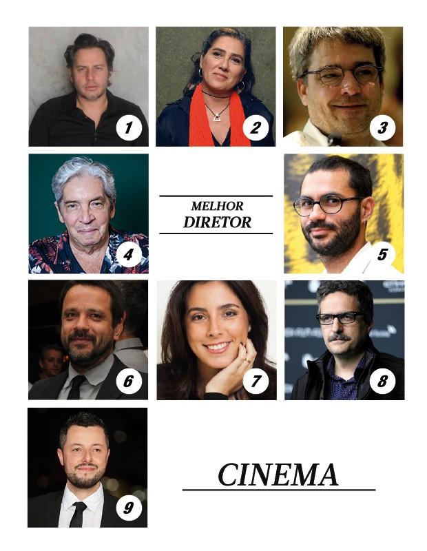 Melhor diretor de Cinema (Foto: .)