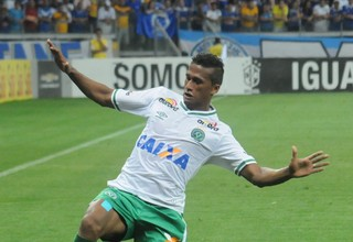 Abuda Chapecoense (Foto: Cleberson Silva/Divulgação Chapecoense)